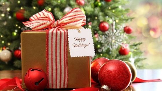 Новорічні подарунки для наших клієнтів!